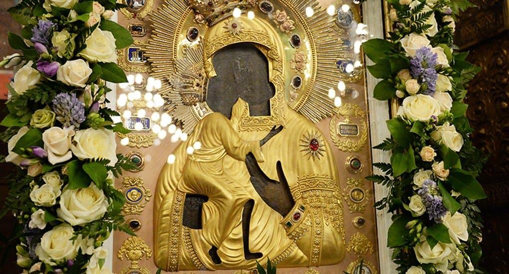 Церковь чтит Феодоровскую икону Божией Матери