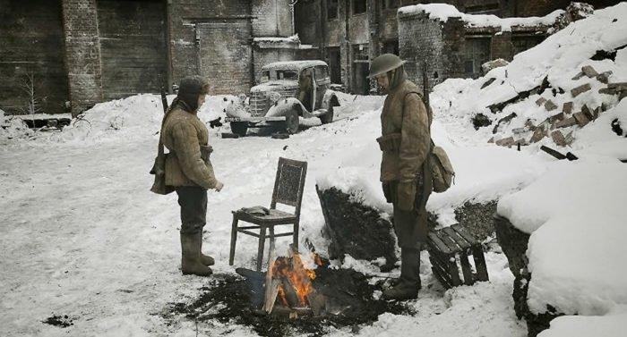 О первой блокадной зиме Ленинграда расскажет фильм «Три дня до весны»