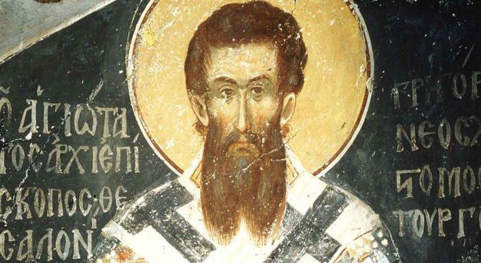 Церковь празднует память святителя Григория Паламы