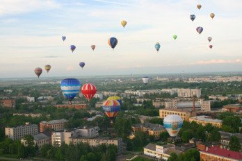 Hot_air_balloon_festival_Velikiye_Luki_Михаил Митрофанов