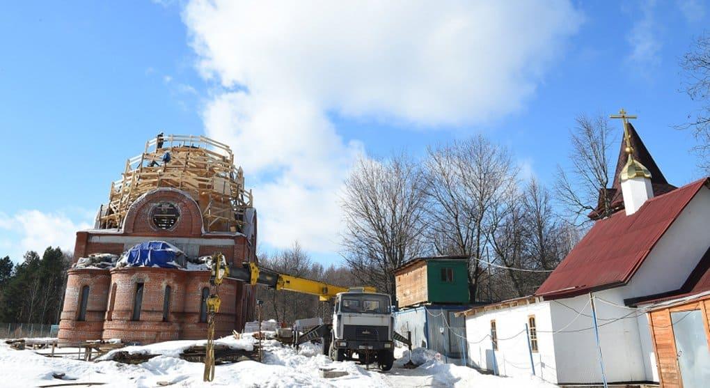В «Новой Москве» могут построить более 80 храмов