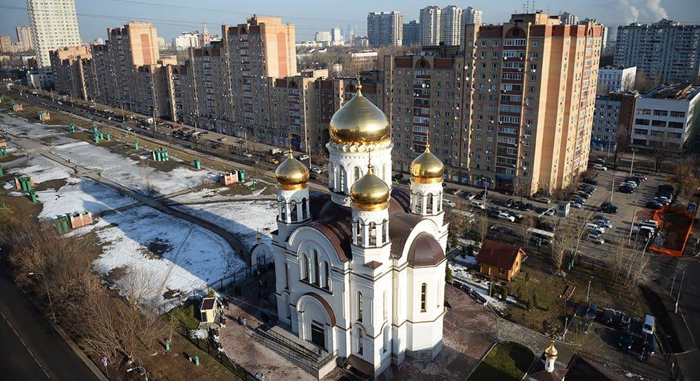 Русская Церковь открывает примерно три новых храма в день