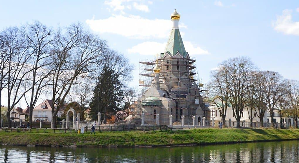 Русский духовно-культурный центр откроют в Страсбурге