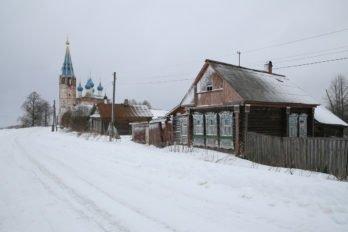Дунилово. Храмы Благовещенского монастыря
