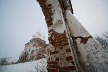 Дунилово. Покровская церковь