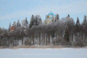 Авраамиев Покровский Городецкий монастырь. Фото Владимира Ештокина