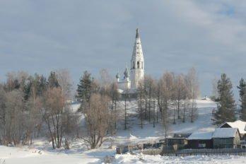 Судиславль. Фото Владимира Ештокина