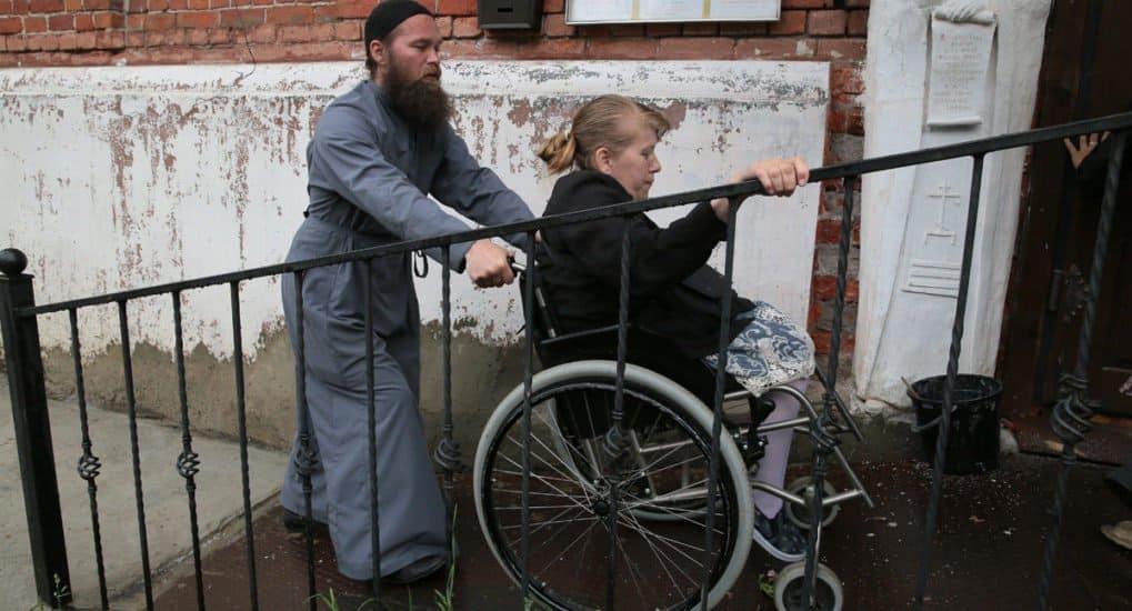 «Невидимые» новости церковной благотворительности