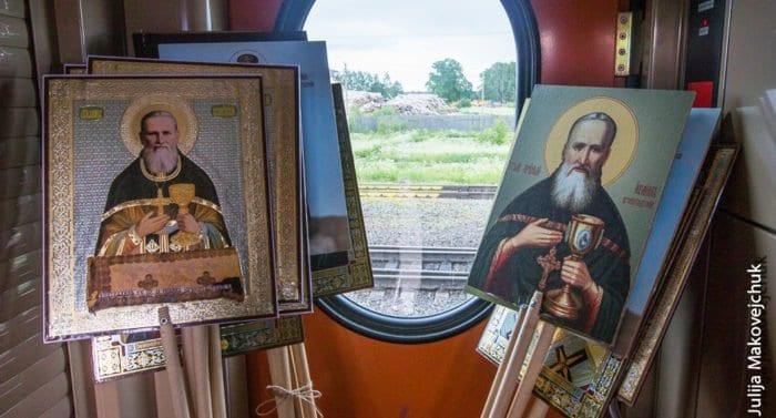 Военные финансисты будут молиться святому Иоанну Кронштадтскому