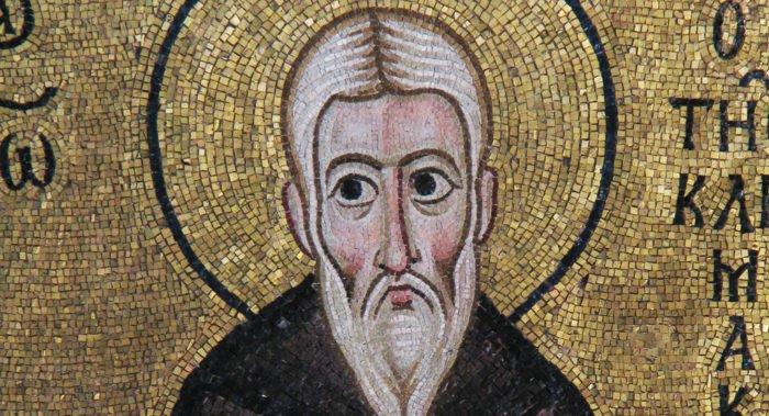 Церковь чтит память преподобного Иоанна Лествичника