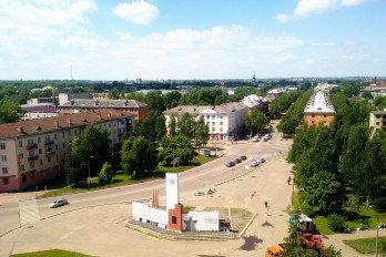 Kalinin_square_velikiye_luki_Александр Борисов