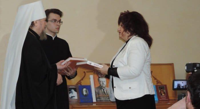 Глава Симферопольской епархии написал книгу о святителе Луке Крымском