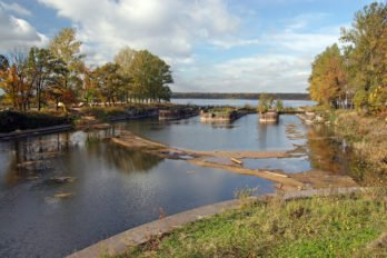 Ладога, канал. Olaf Naumann