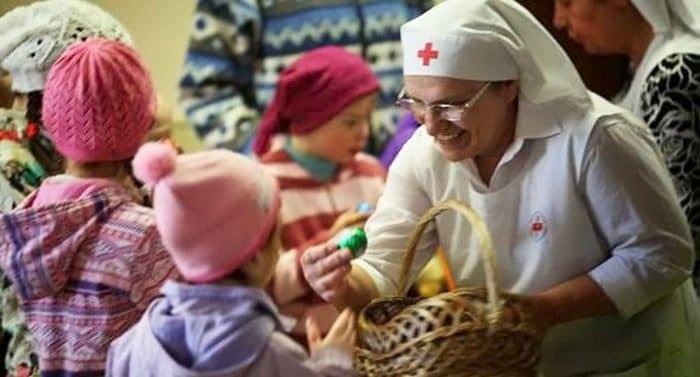 Стартовала ежегодная благотворительная акция «Дари радость на Пасху»
