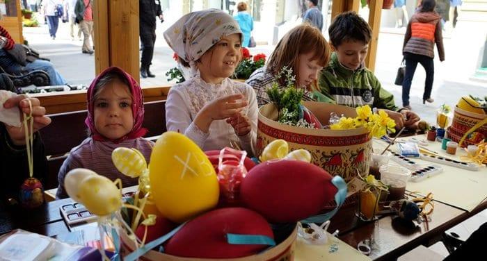 Фестиваль «Пасхальный дар» открывается на 24 площадках Москвы