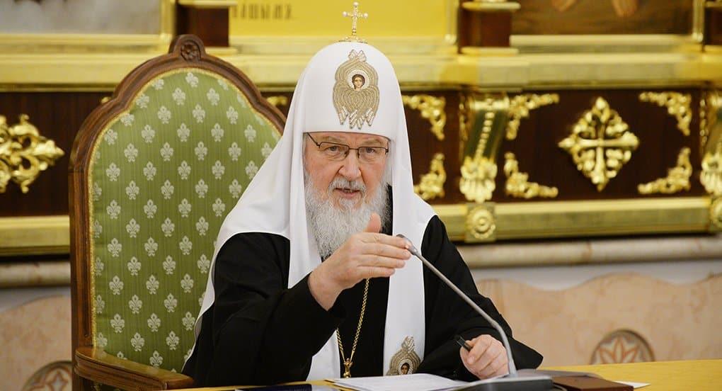 Патриарх Кирилл назвал провальным «объединительный Собор» на Украине