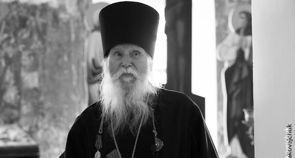 Преставился один из старейших ярославских священников отец Сергий Вишневский