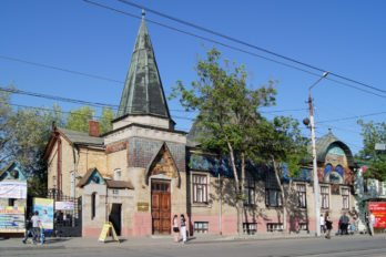 Дом Шаронова. Фото: Moreorless_wiki