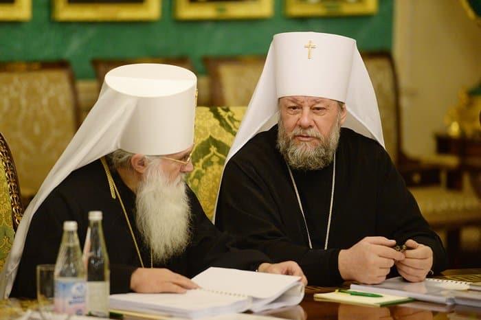 Владимир Легойда прокомментировал основные темы заседания Священного Синода Русской Церкви