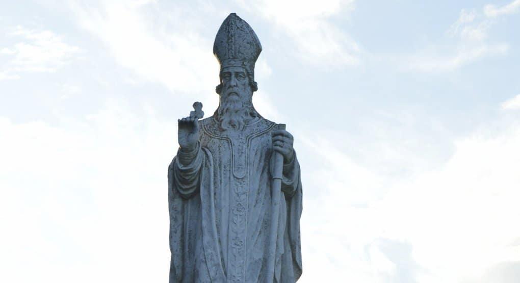 Православные Москвы впервые отметят день святого Патрика