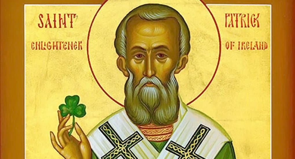 Русская Церковь впервые отмечает день памяти святого Патрика