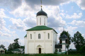 Zvenigorod_ChurchDormition_in_GorodokLudvig