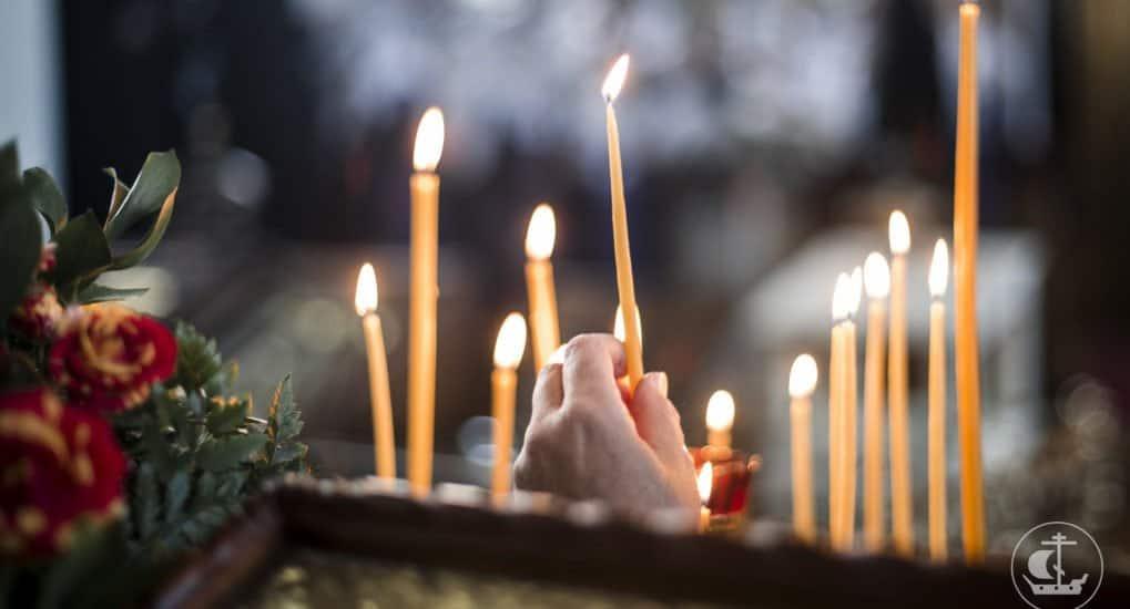 Почему заплакала свеча?