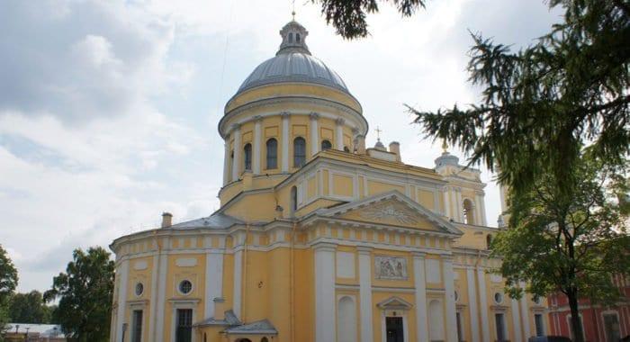 На Благовещение Александро-Невская лавра отметит день рождения