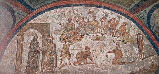Что и как ели первые христиане