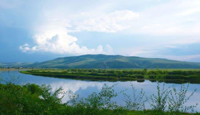 Берег реки Нерчь_Sekret Max_яндексфотки