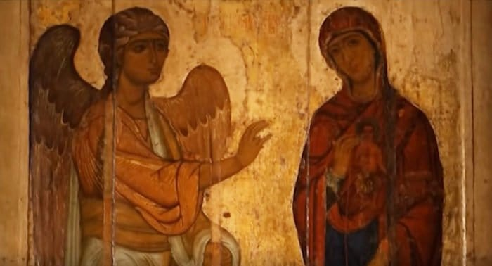 Фильм митрополита Илариона «Благовещение» доступен онлайн