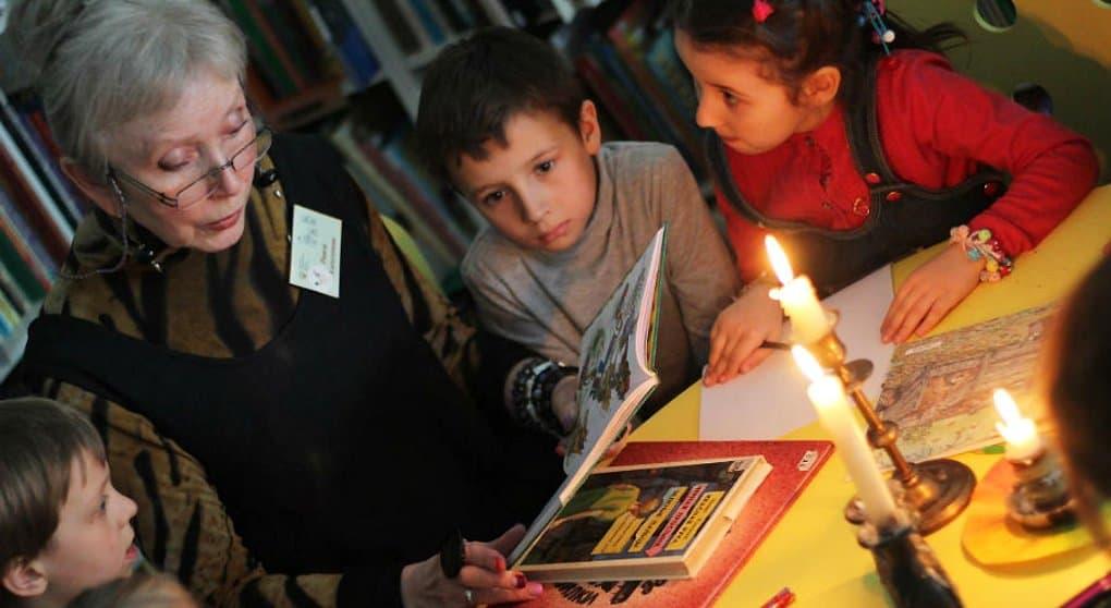 Для детей-инвалидов в Москве проведут специальную «Библионочь»