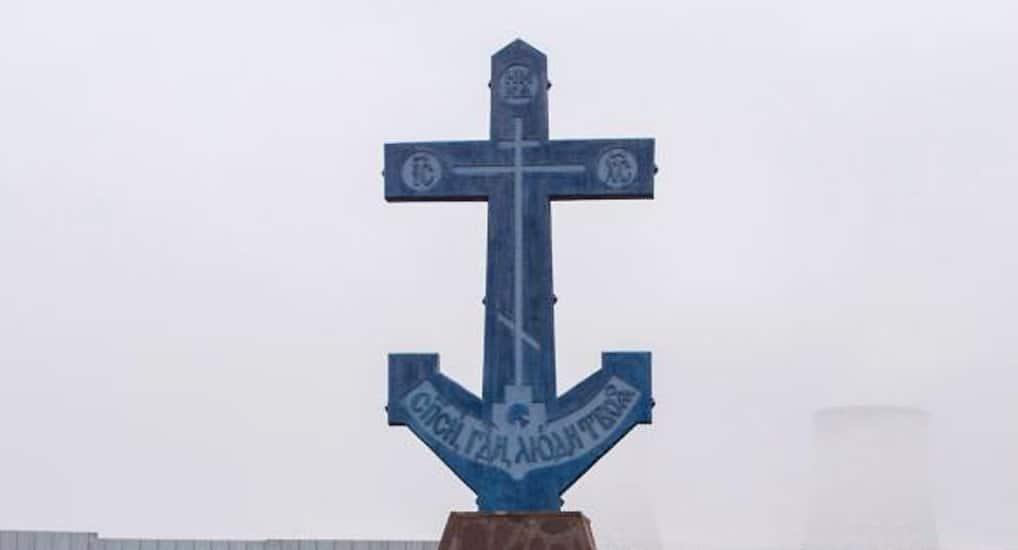 У Финского залива строят храм в виде корабля