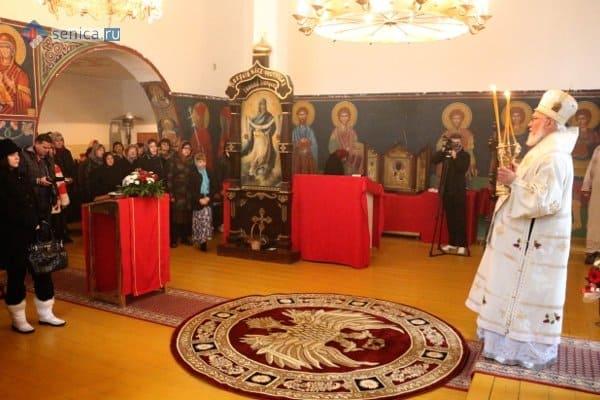 Русские и сербы вместе восстановили пострадавшую при пожаре церковь