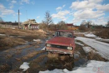 Деревня Тимошкино
