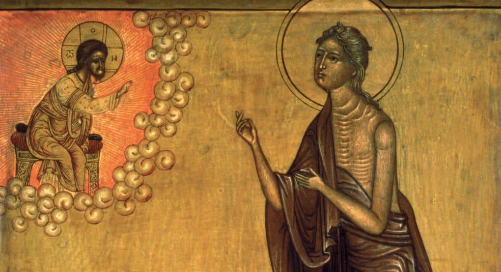 Церковь вспоминает преподобную Марию Египетскую