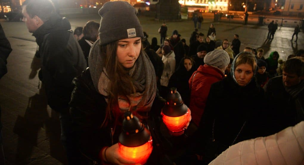 Православная молодежь Москвы помолится о погибших в метро Петербурга