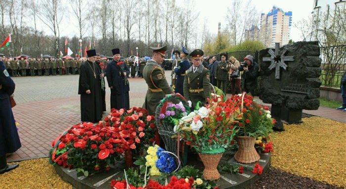 В Минске помолились обо всех жертвах Чернобыльской трагедии