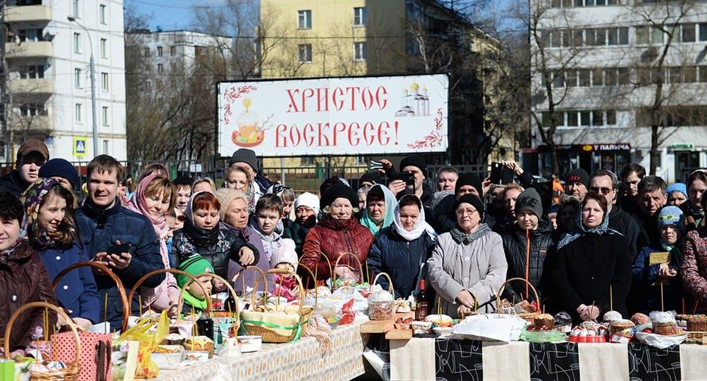 Госдума отклонила проект закона о выходном дне после православной Пасхи