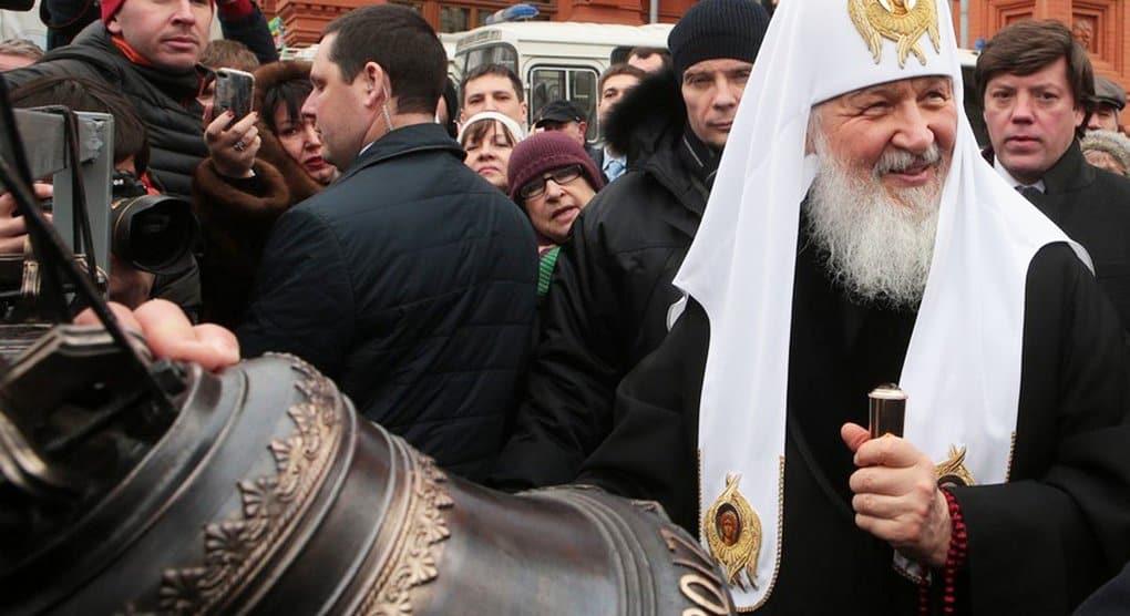 Отлитые на «Пасхальном даре» колокола подарили храмам Москвы