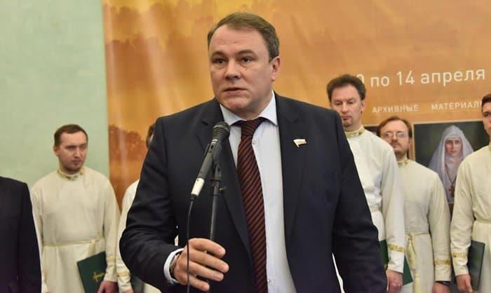 В Госдуме открылась выставка «Духовные ценности России. Взгляд сквозь время»