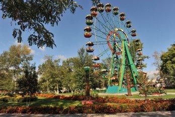 городской парк_Фото Субботина Павла