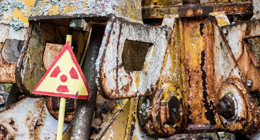 """""""Пришлось сжечь мою рясу — она слишком """"фонила"""" – священник о Чернобыле"""