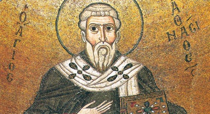 Церковь чтит память святителя Афанасия Великого