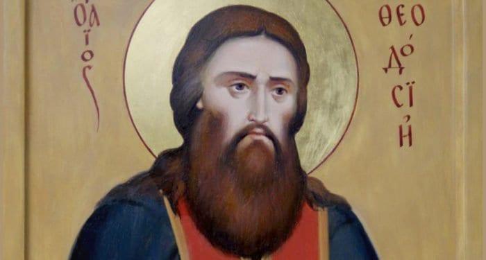 Церковь вспоминает преподобного Феодосия Печерского