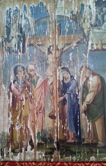 Спустя 74 года в храм под Смоленском вернулась старинная икона