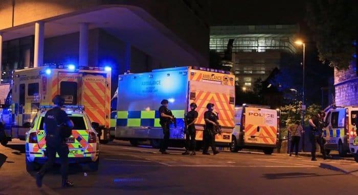 Патриарх Кирилл соболезнует британцам в связи со взрывом в Манчестере