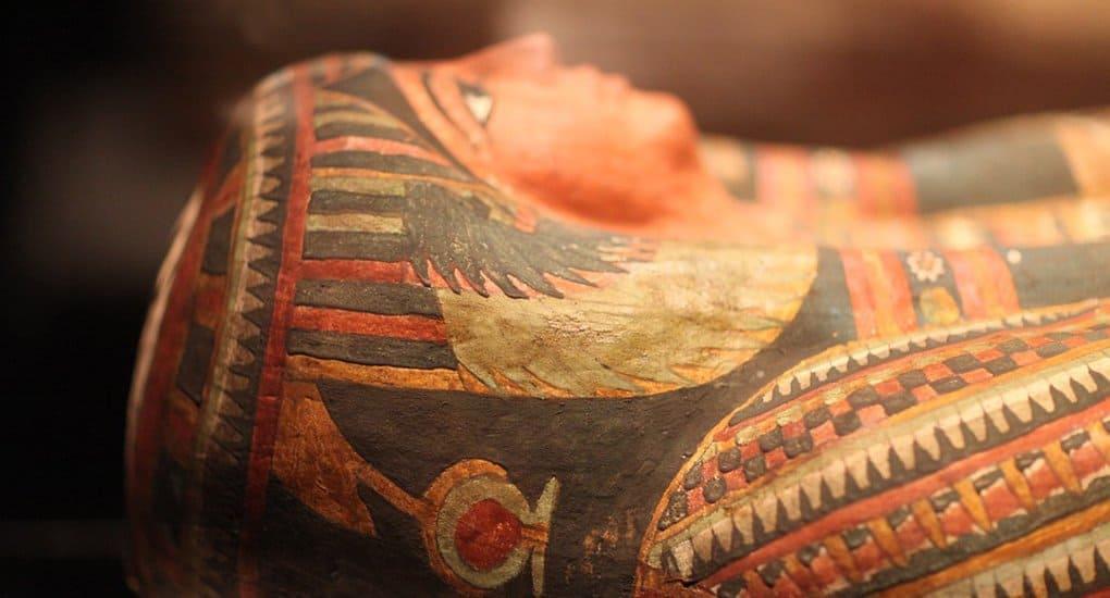 В Киево-Печерской лавре нашли древнеегипетские мумии