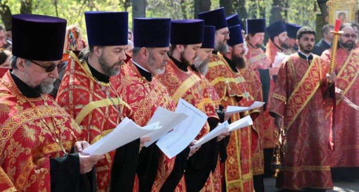В Москве поименно помянули 18 тысяч воинов Первой мировой