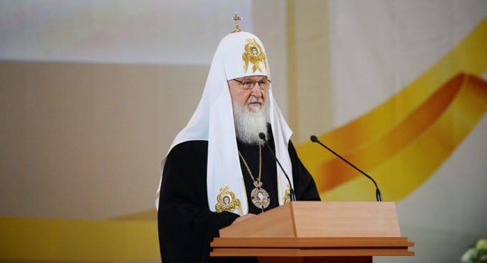 Патриарх призвал стремиться к идеалу, в котором царят единство и братство